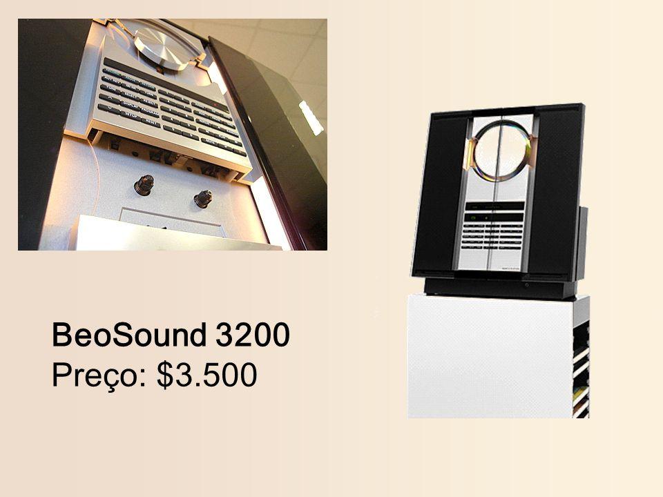 BeoSound 3200 Preço: $3.500