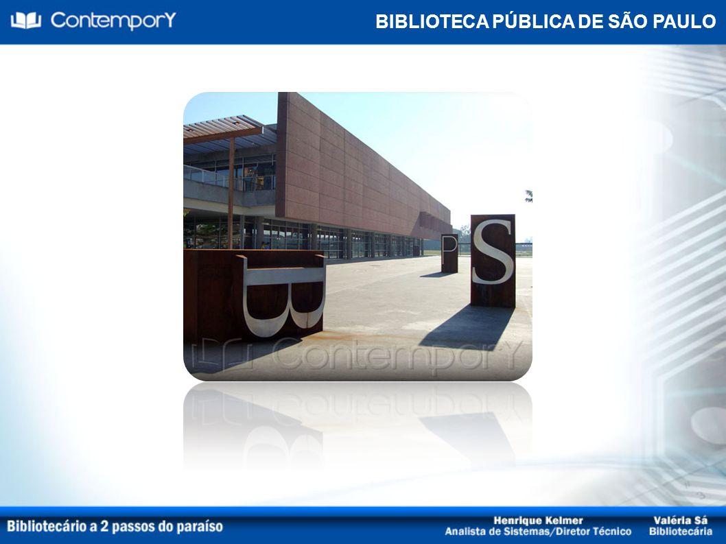 BIBLIOTECA PÚBLICA DE SÃO PAULO
