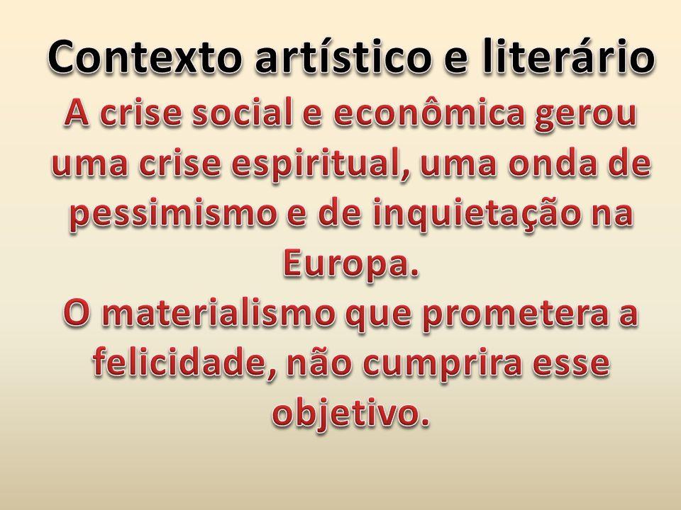 Contexto artístico e literário