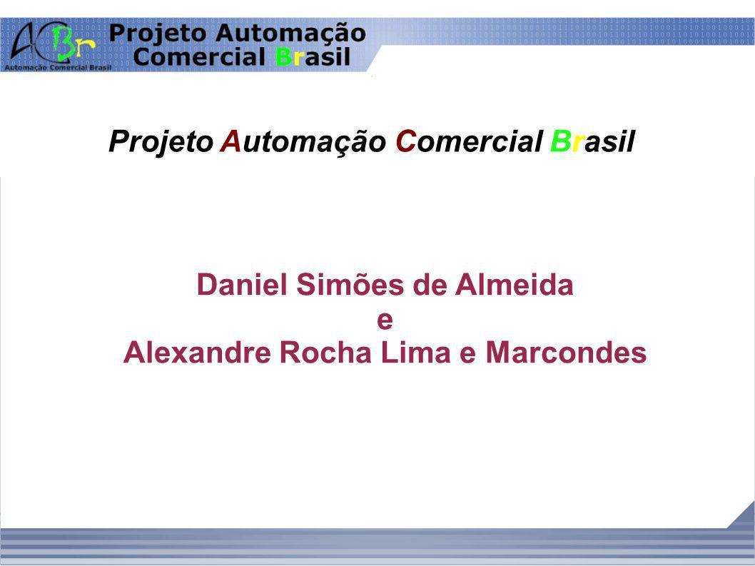 Projeto Automação Comercial Brasil