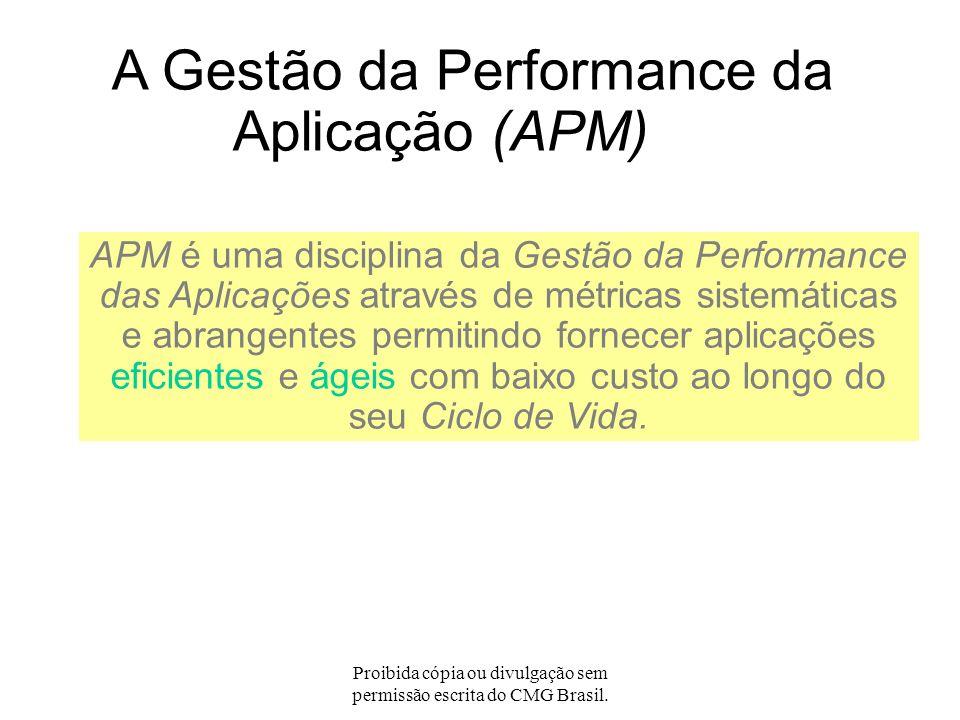 A Gestão da Performance da Aplicação (APM)