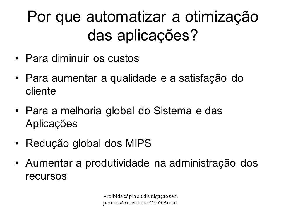 Por que automatizar a otimização das aplicações