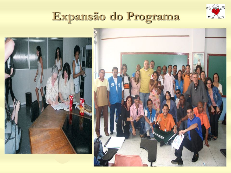 Expansão do Programa