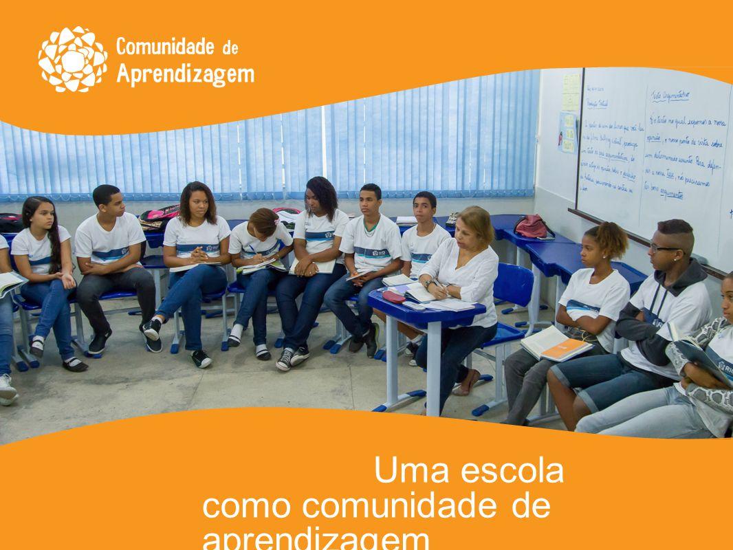 Uma escola como comunidade de aprendizagem