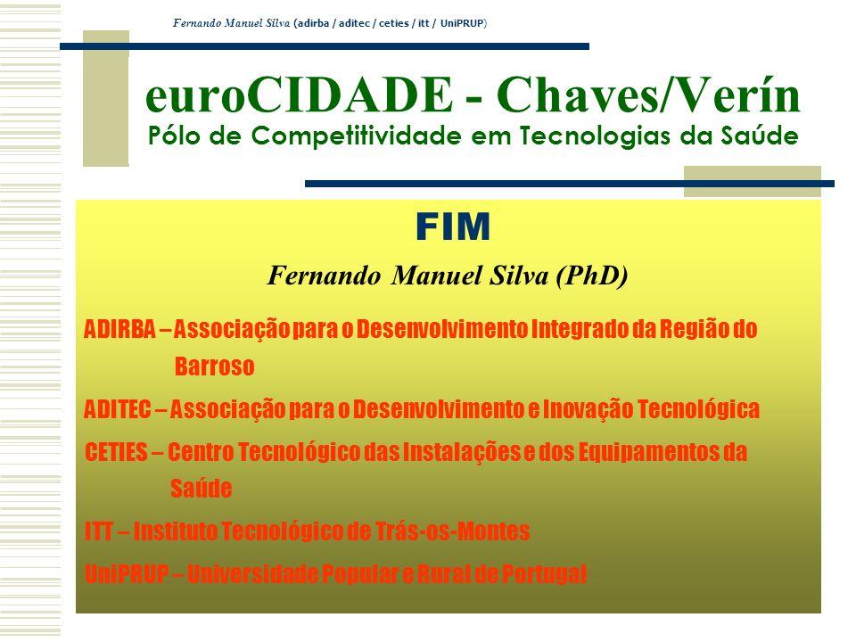 Fernando Manuel Silva (PhD)