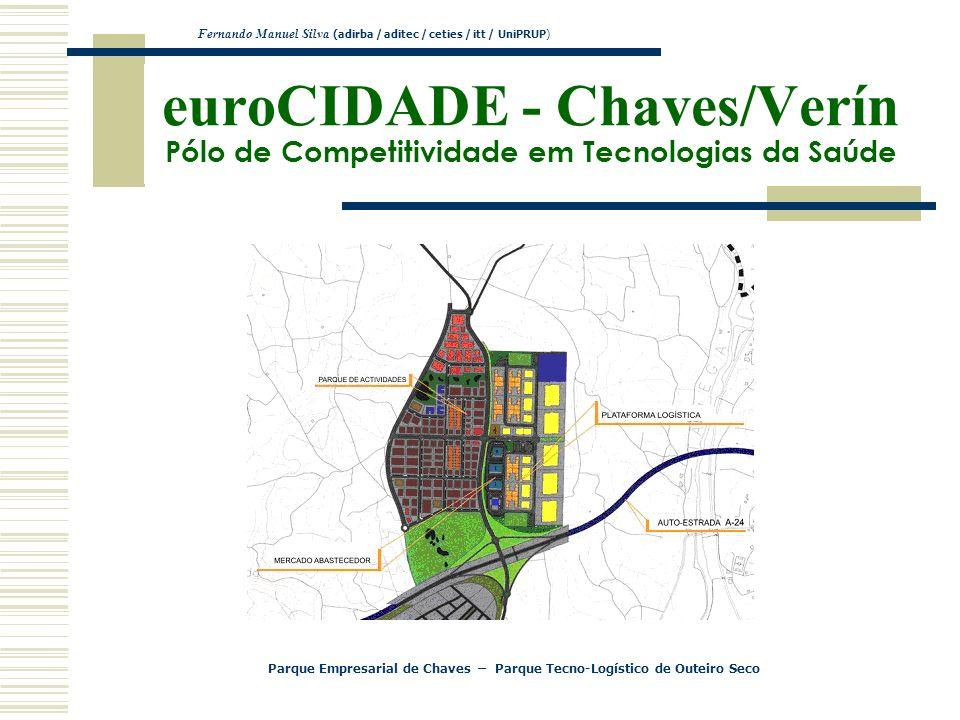Parque Empresarial de Chaves – Parque Tecno-Logístico de Outeiro Seco