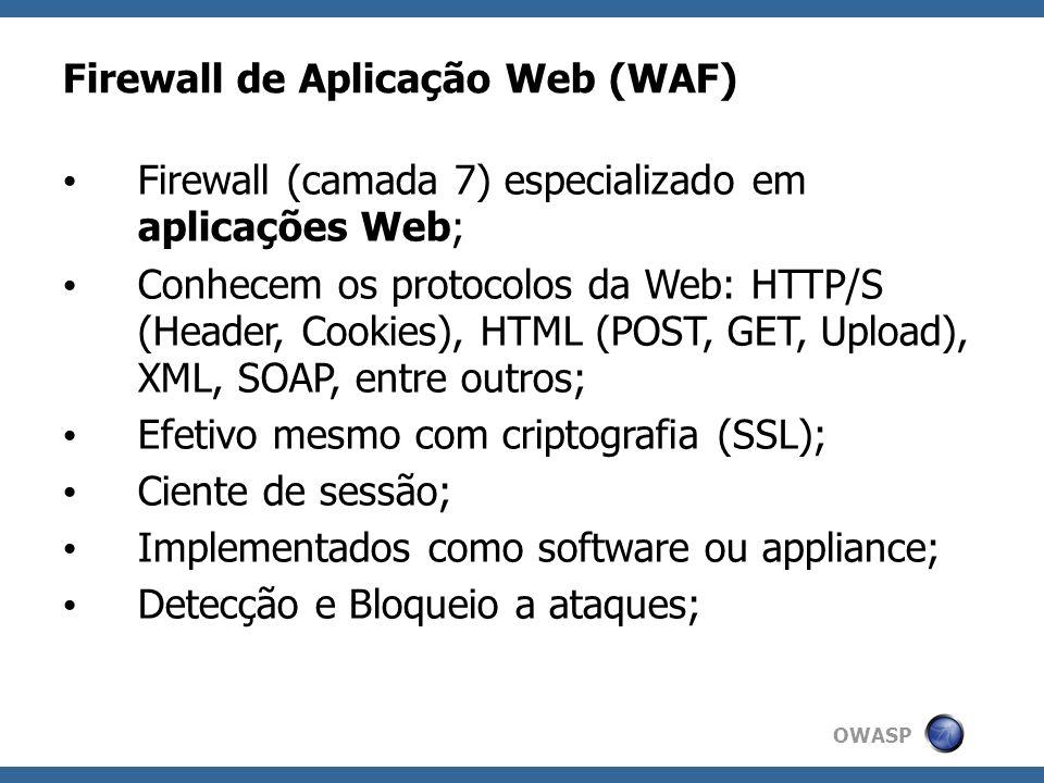 Firewall de Aplicação Web (WAF)