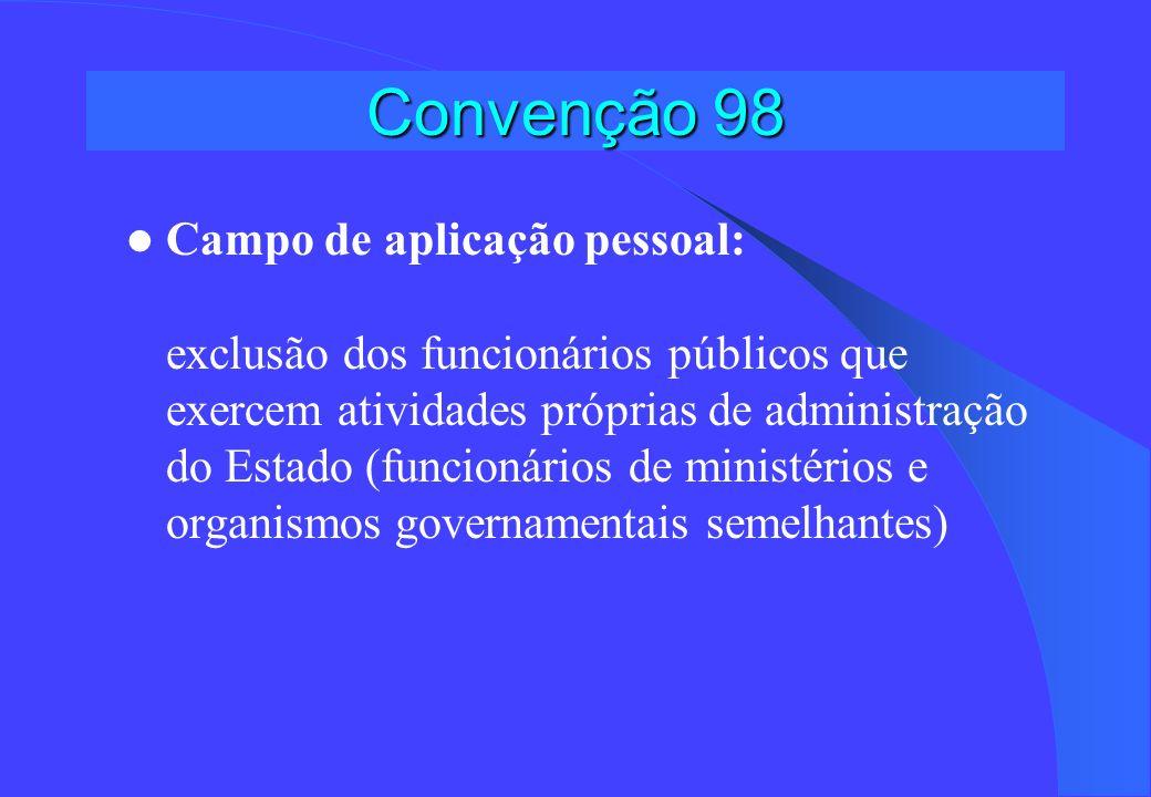 Convenção 98