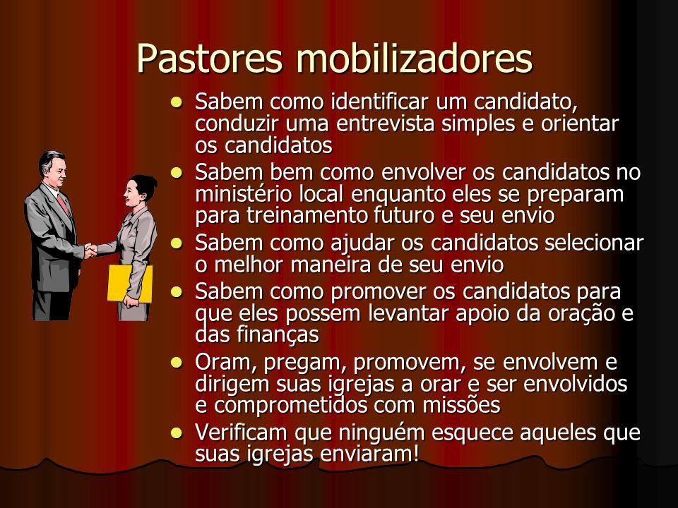 Pastores mobilizadores