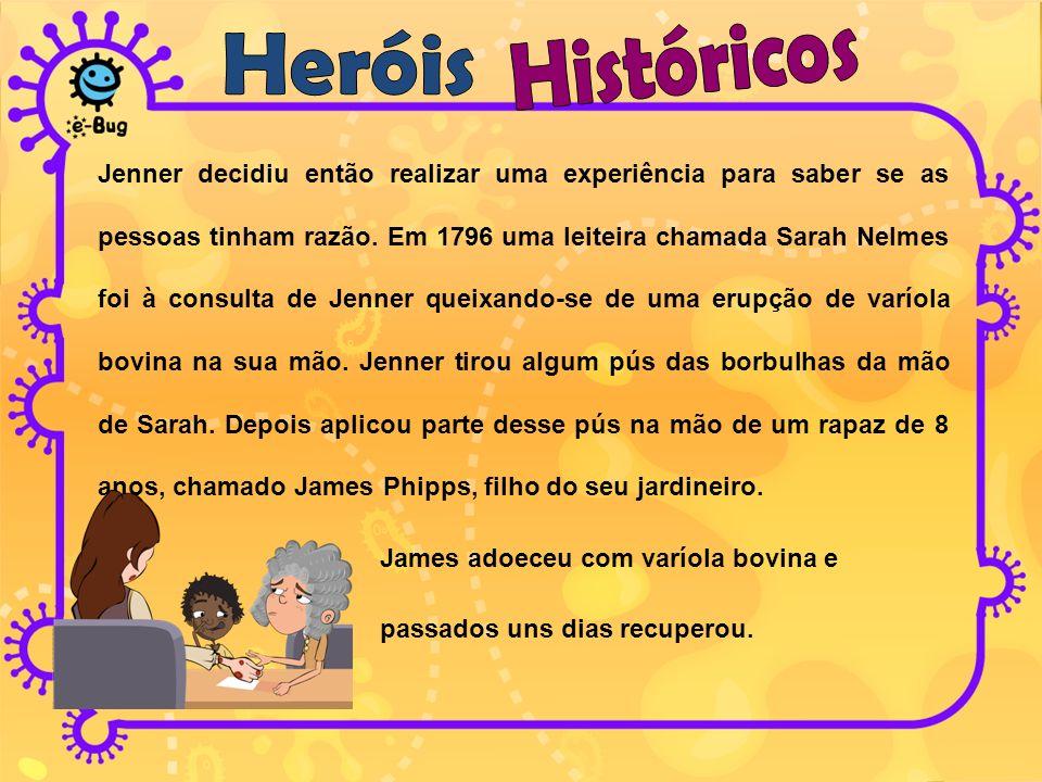 Heróis Históricos.