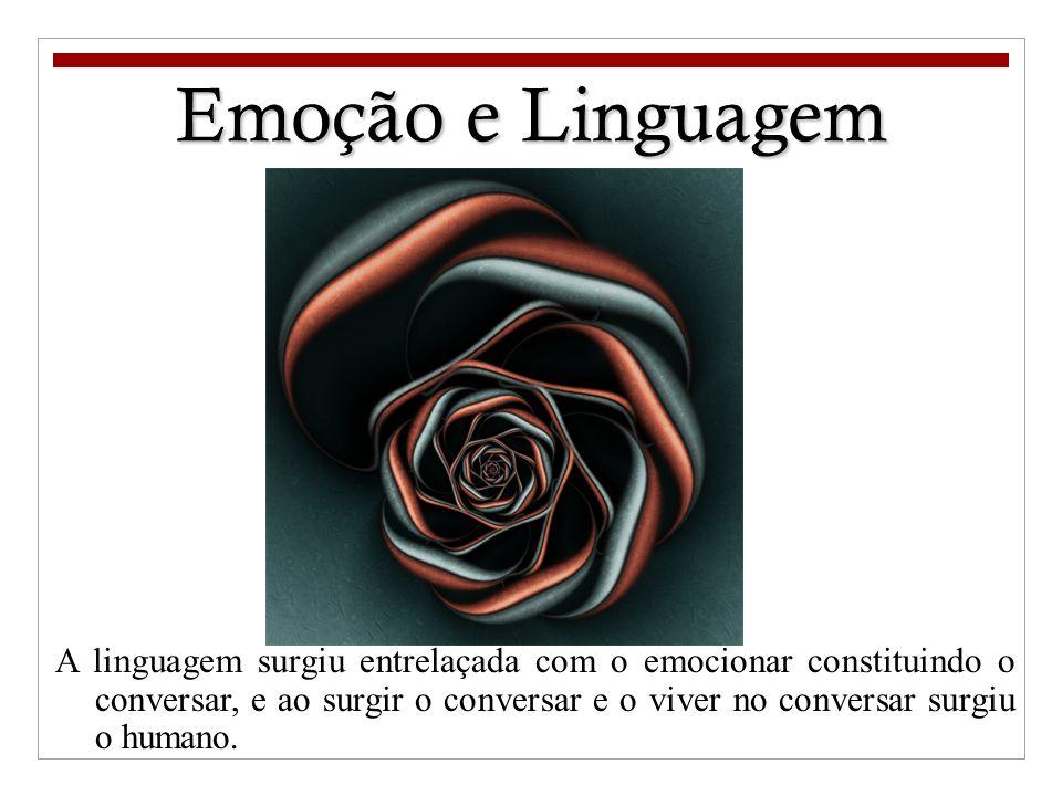 Emoção e Linguagem