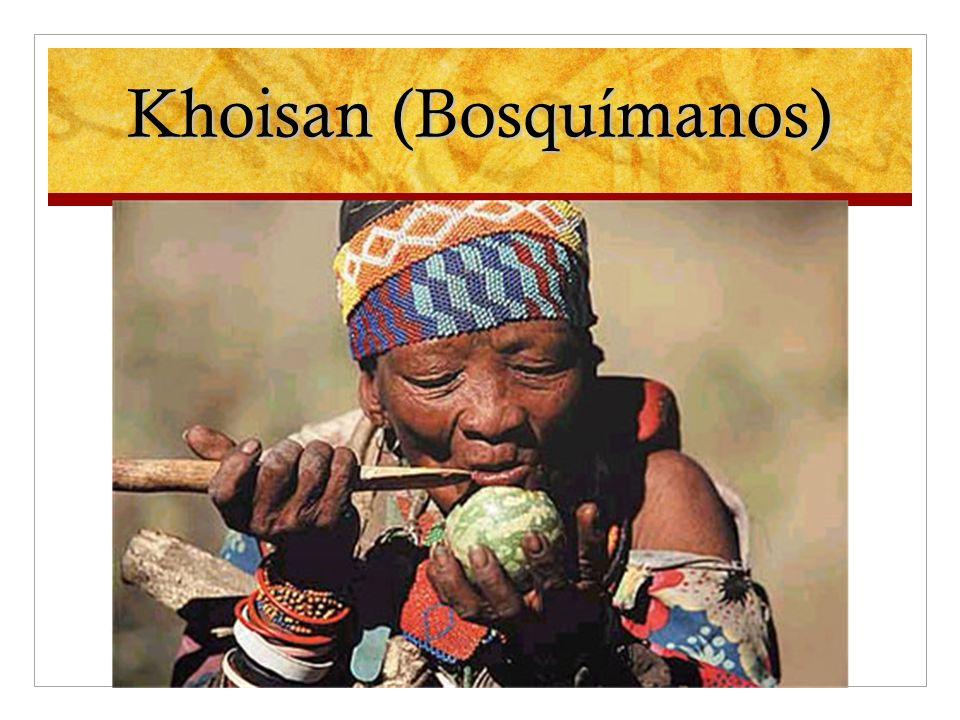 Khoisan (Bosquímanos)