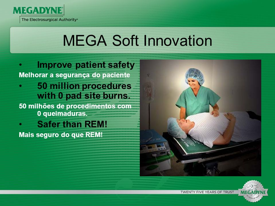 MEGA Soft Innovation Improve patient safety