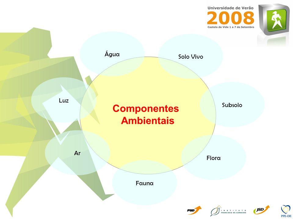 Componentes Ambientais