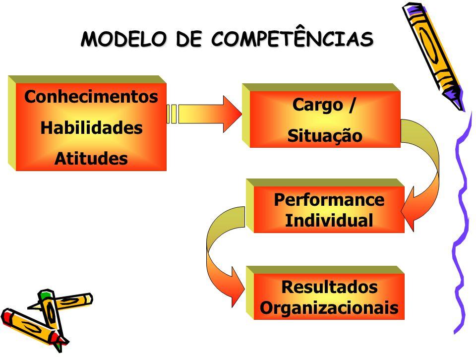 Performance Individual Resultados Organizacionais