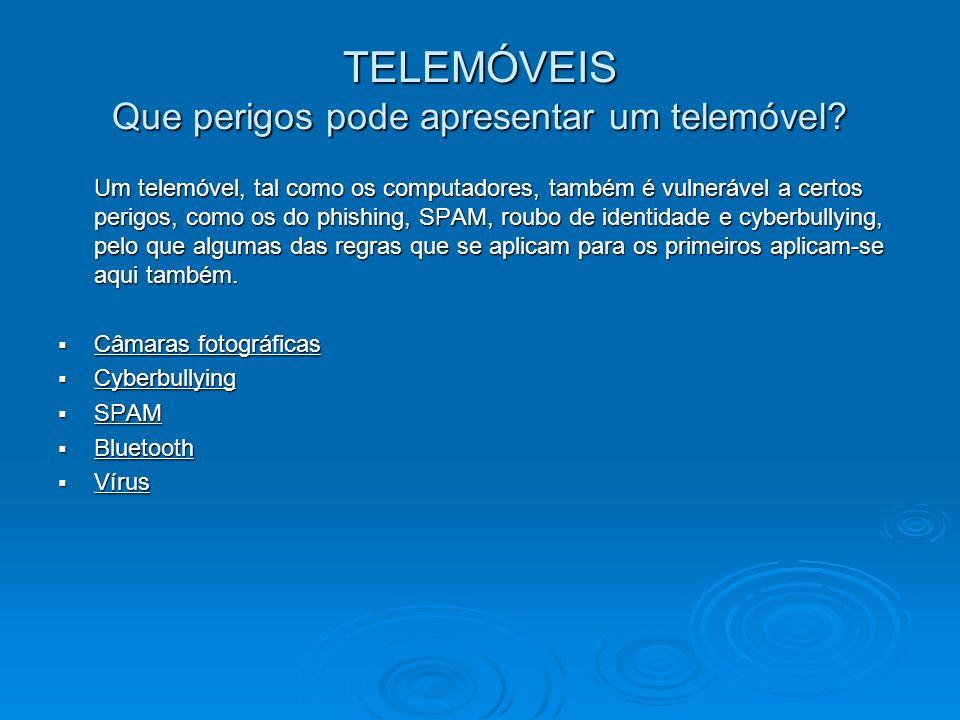 TELEMÓVEIS Que perigos pode apresentar um telemóvel