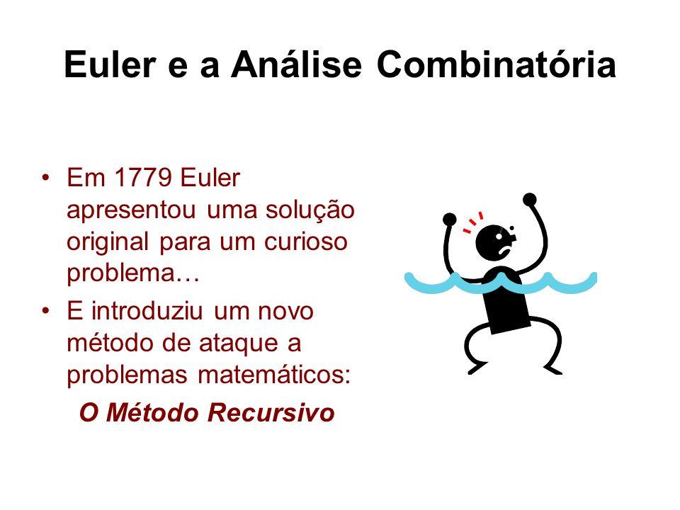 Euler e a Análise Combinatória