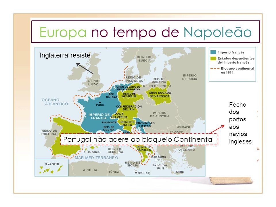 Europa no tempo de Napoleão