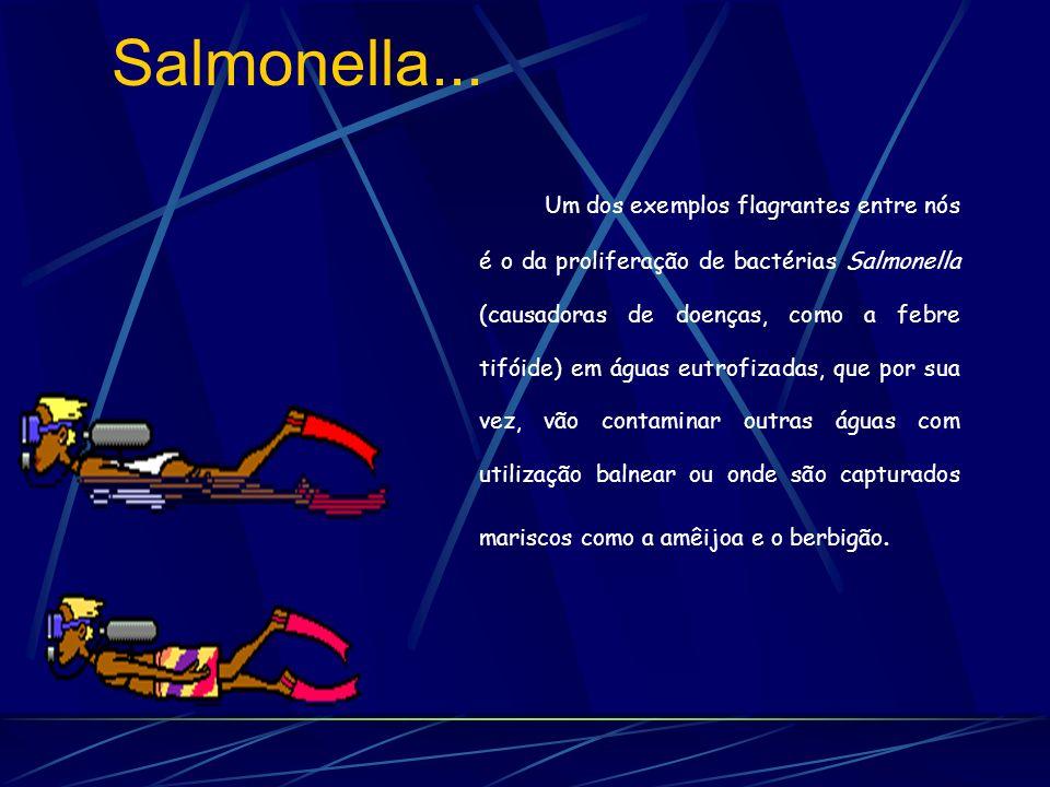 Salmonella...