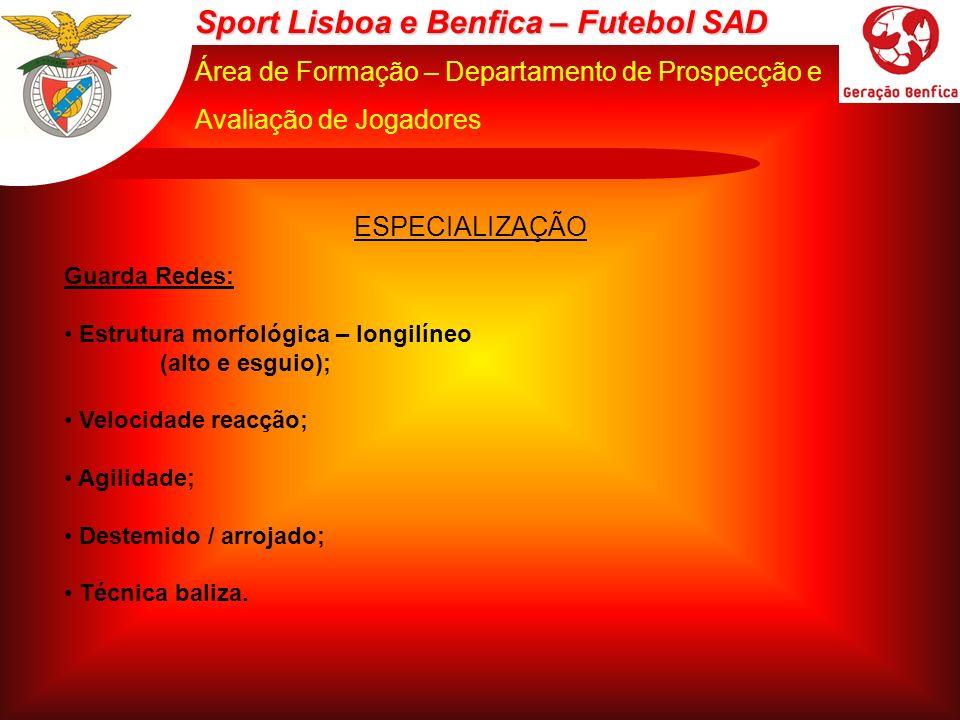 Sport Lisboa e Benfica – Futebol SAD