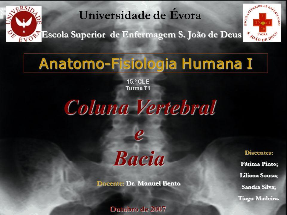 Anatomo-Fisiologia Humana I