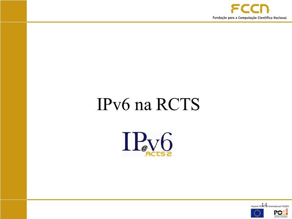 IPv6 na RCTS