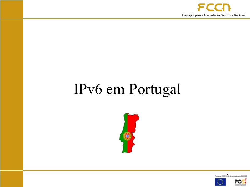 IPv6 em Portugal