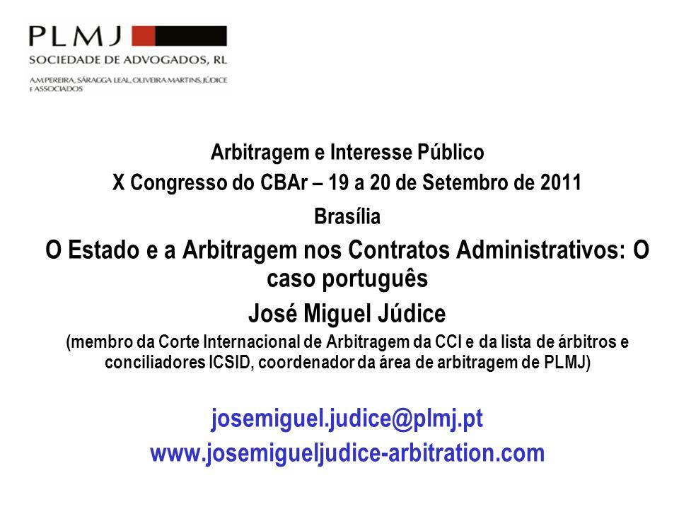 Arbitragem e Interesse Público