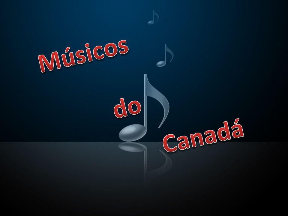 Músicos do Canadá