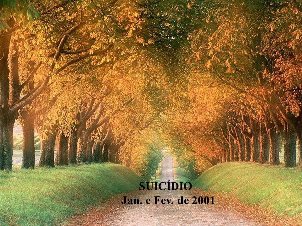 SUICÍDIO Jan. e Fev. de 2001