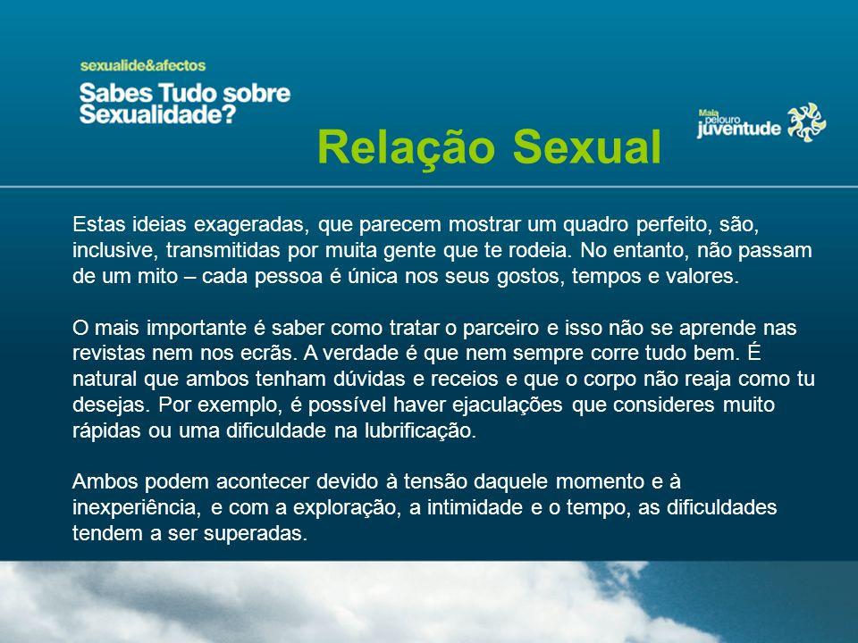 Relação Sexual