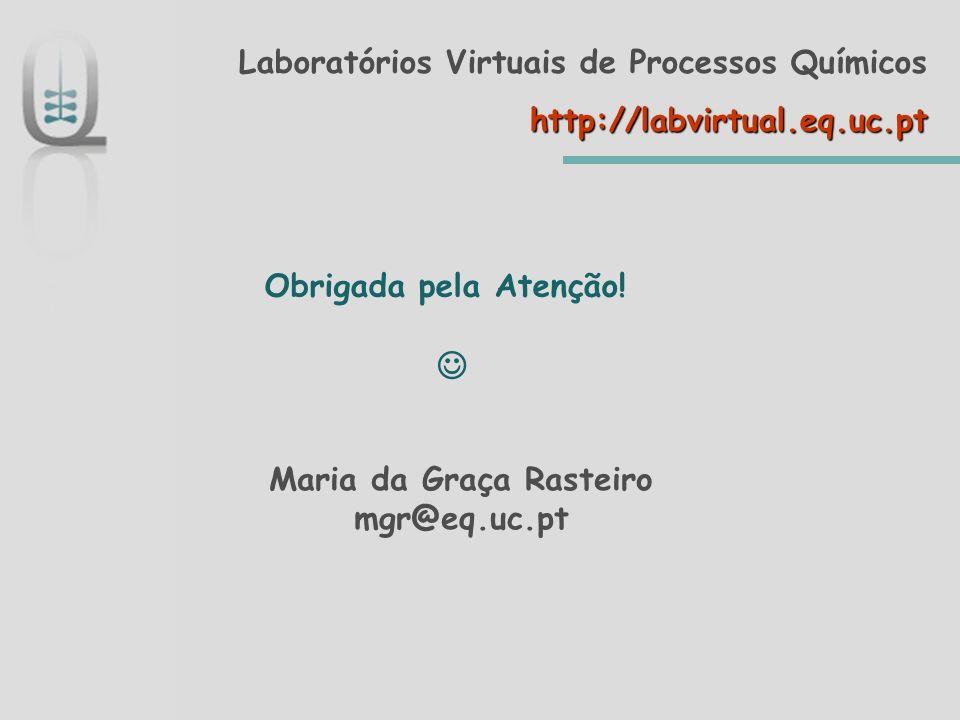 Maria da Graça Rasteiro mgr@eq.uc.pt