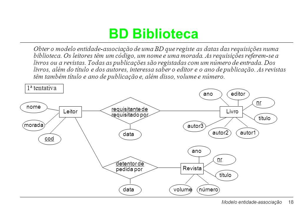 BD Biblioteca