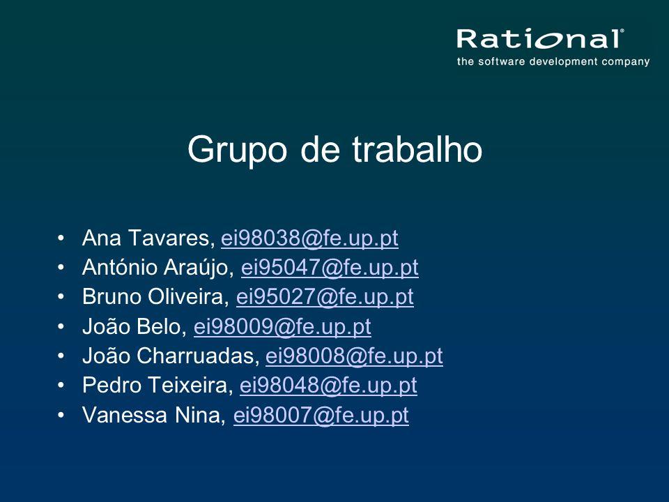 Grupo de trabalho Ana Tavares, ei98038@fe.up.pt