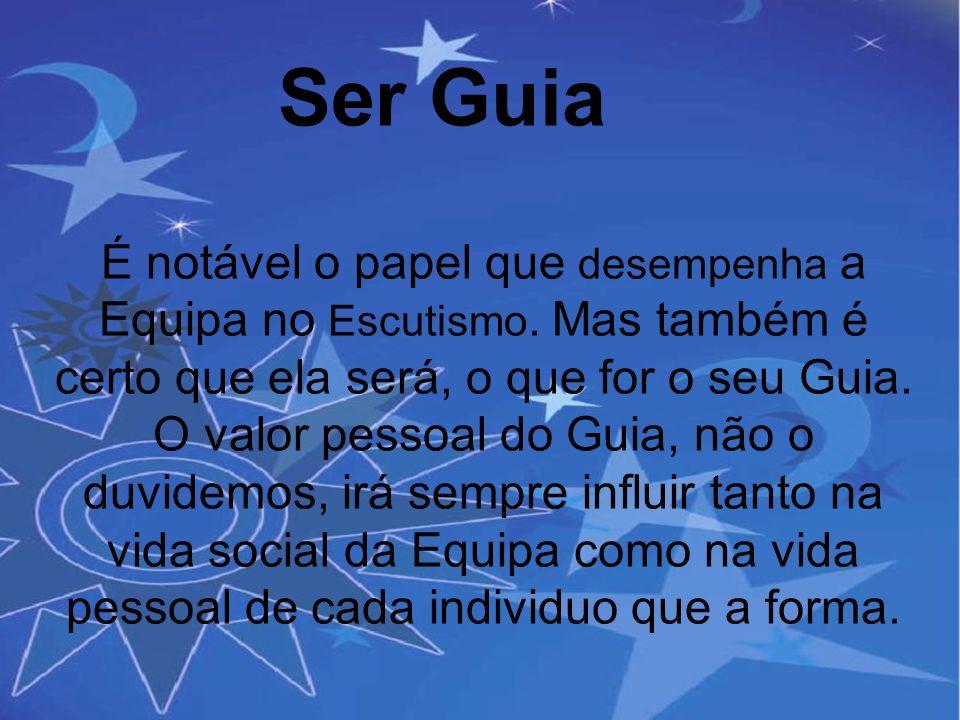 Ser Guia