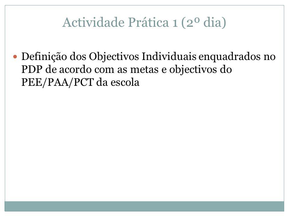 Actividade Prática 1 (2º dia)