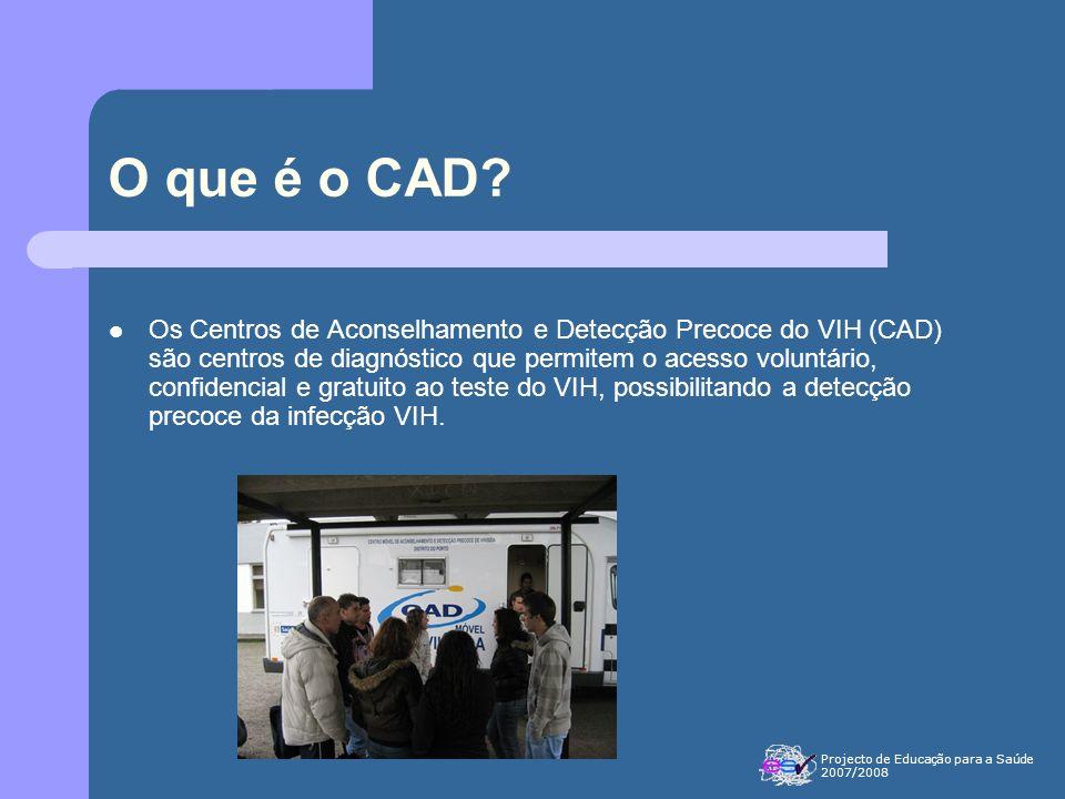 O que é o CAD