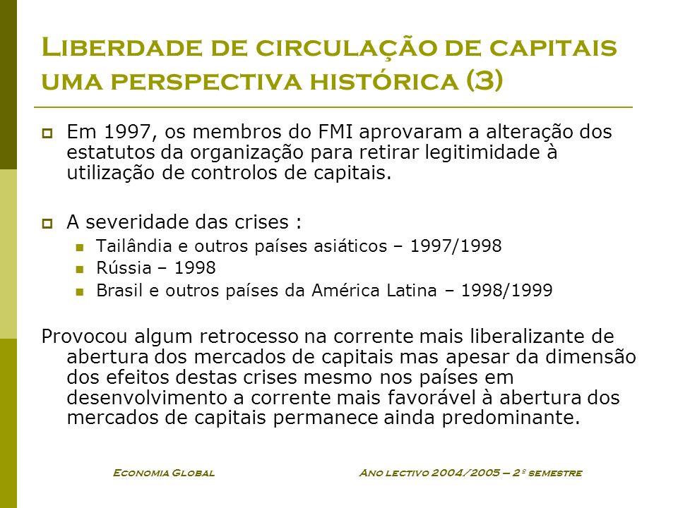 Liberdade de circulação de capitais uma perspectiva histórica (3)