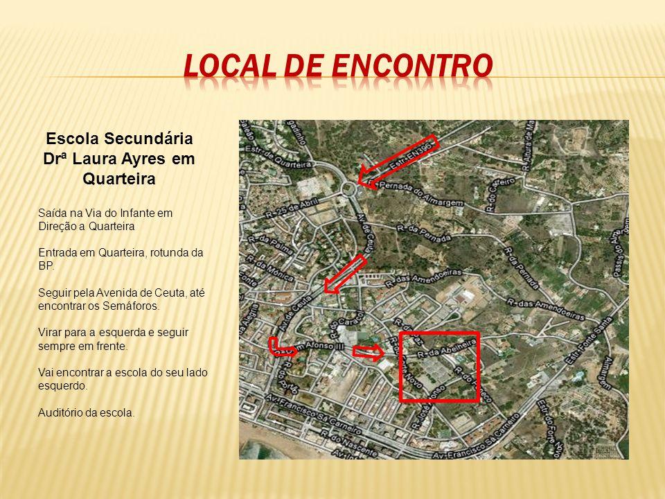 Escola Secundária Drª Laura Ayres em Quarteira