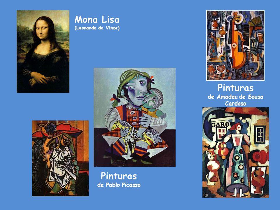 de Amadeu de Sousa Cardoso Pinturas de Pablo Picasso