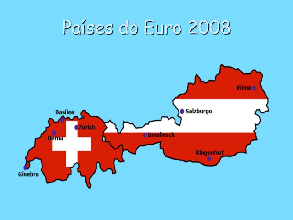 Países do Euro 2008