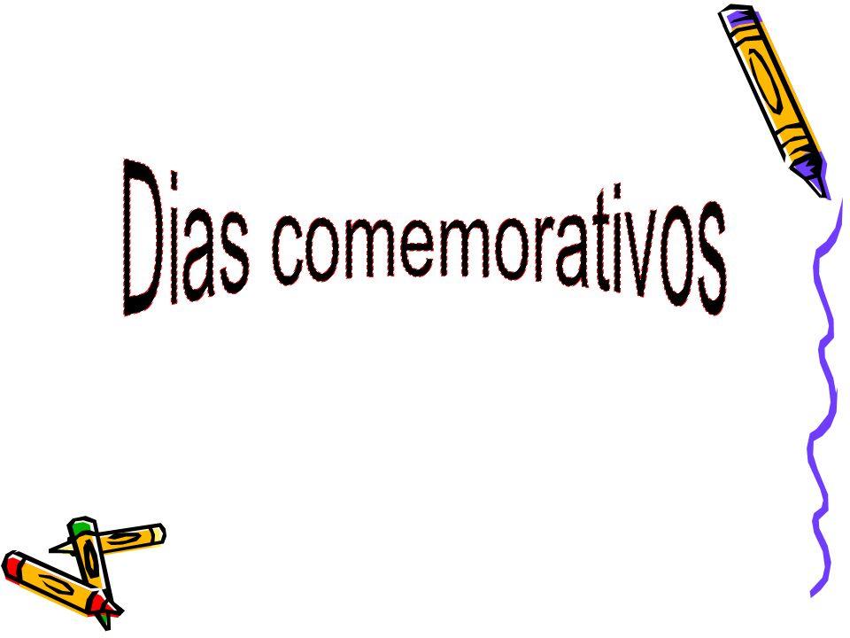 Dias comemorativos