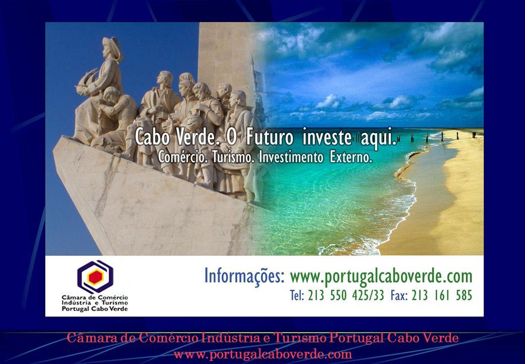 Câmara de Comércio Indústria e Turismo Portugal Cabo Verde www