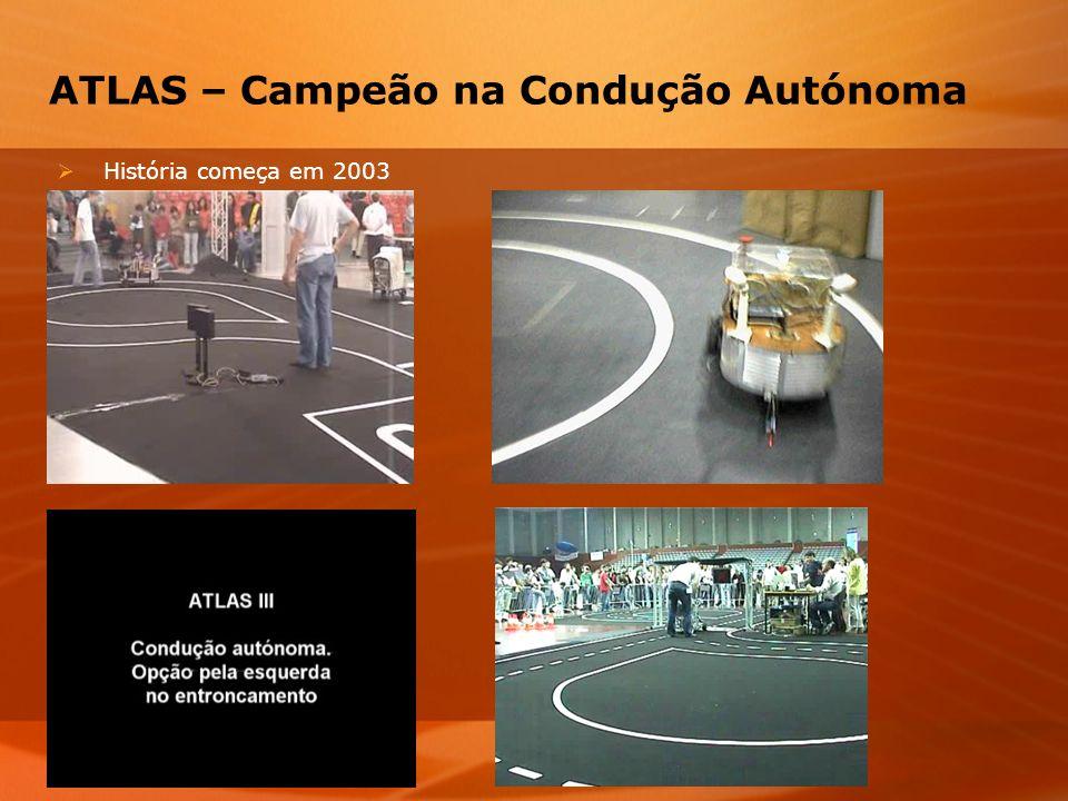 ATLAS – Campeão na Condução Autónoma