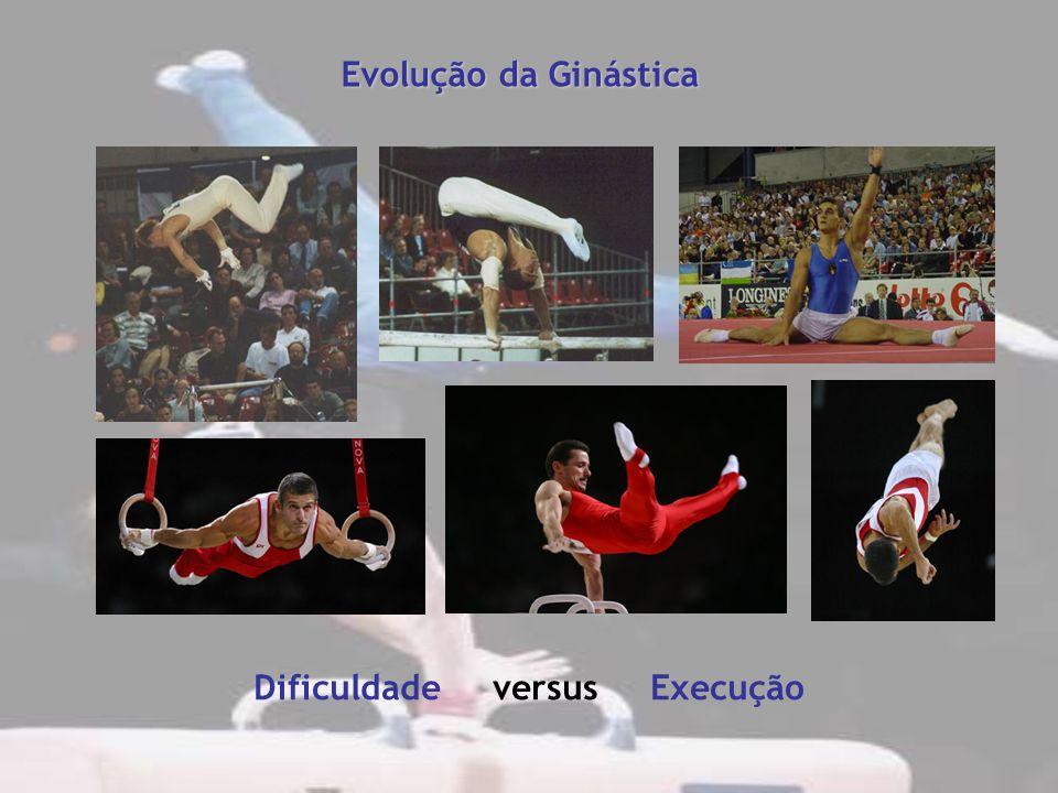 Dificuldade versus Execução