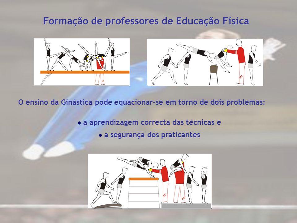 Formação de professores de Educação Física
