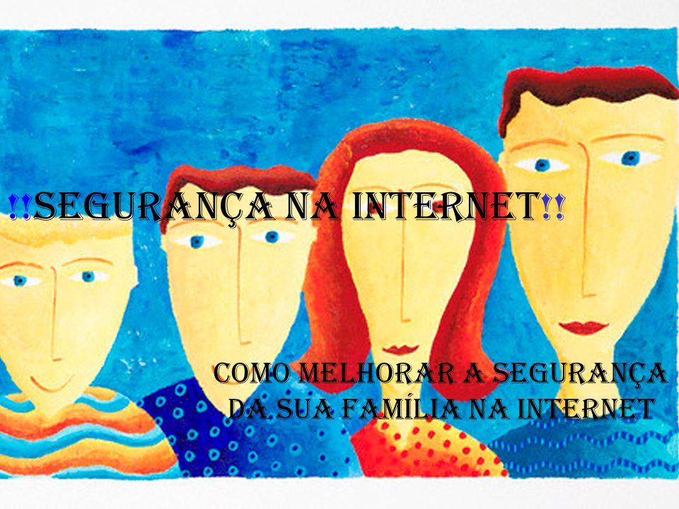 Como melhorar a segurança da sua família na Internet