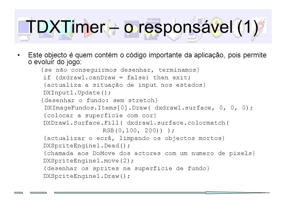 TDXTimer – o responsável (1)