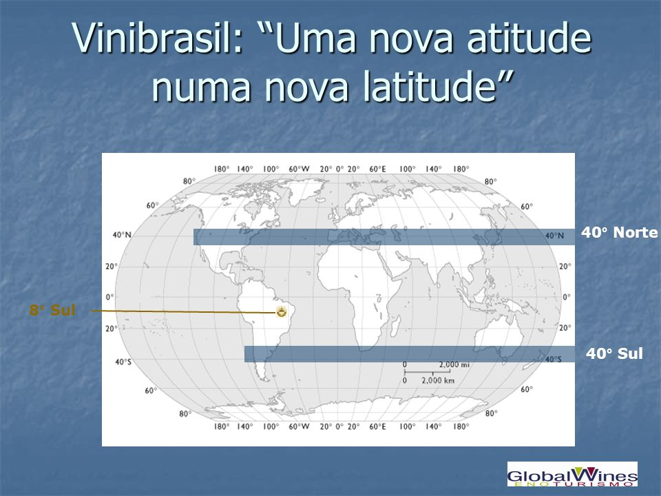 Vinibrasil: Uma nova atitude numa nova latitude