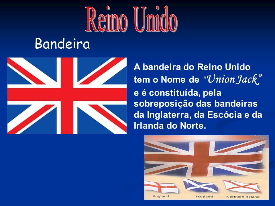 Reino Unido Bandeira.